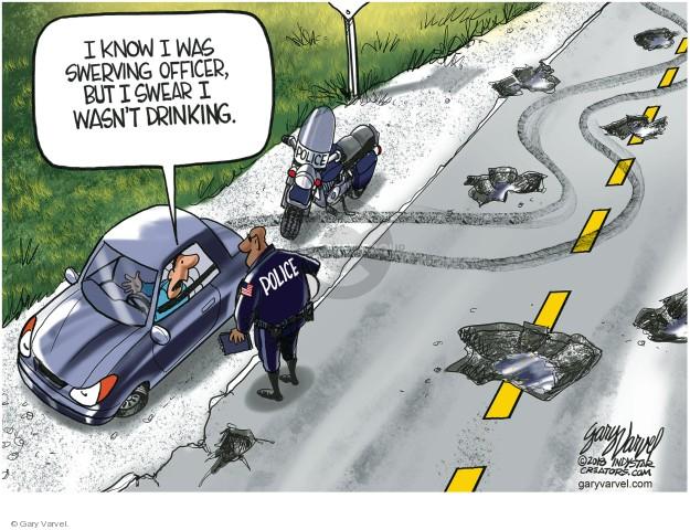Gary Varvel  Gary Varvel's Editorial Cartoons 2018-04-20 infrastructure