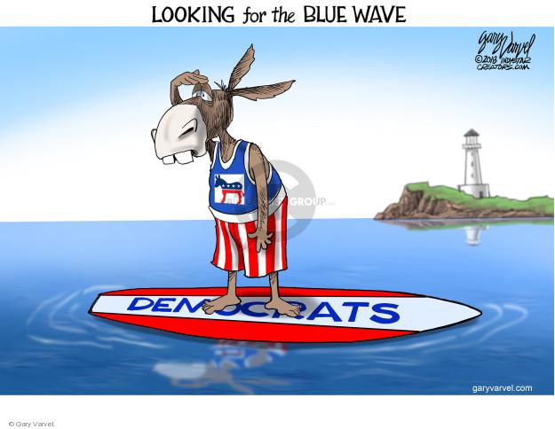 Cartoonist Gary Varvel  Gary Varvel's Editorial Cartoons 2018-06-08 primary election