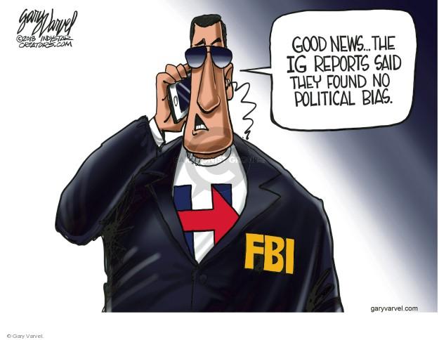 Gary Varvel  Gary Varvel's Editorial Cartoons 2018-06-16 Clinton