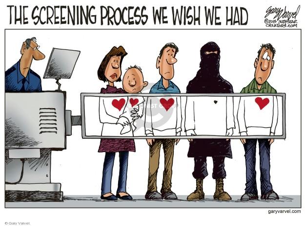 Cartoonist Gary Varvel  Gary Varvel's Editorial Cartoons 2018-06-27 Supreme Court