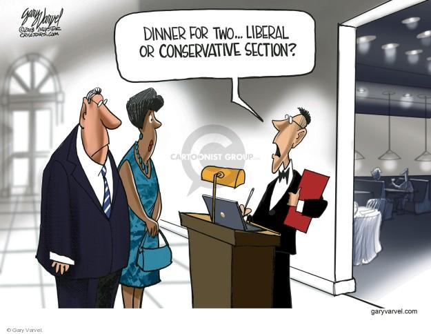 Cartoonist Gary Varvel  Gary Varvel's Editorial Cartoons 2018-06-28 conservative