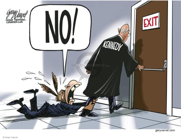 Cartoonist Gary Varvel  Gary Varvel's Editorial Cartoons 2018-06-29 open