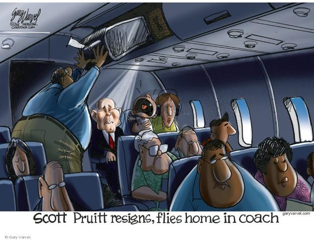 Gary Varvel  Gary Varvel's Editorial Cartoons 2018-07-07 Federal government
