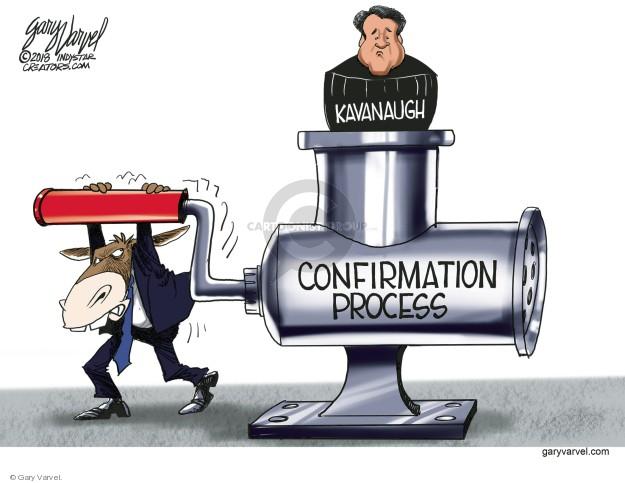 Cartoonist Gary Varvel  Gary Varvel's Editorial Cartoons 2018-07-13 conservative