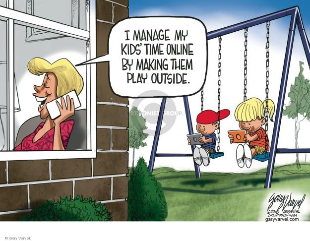 Cartoonist Gary Varvel  Gary Varvel's Editorial Cartoons 2018-08-02 screen