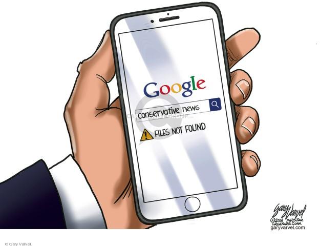 Cartoonist Gary Varvel  Gary Varvel's Editorial Cartoons 2018-08-30 conservative