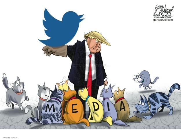 Gary Varvel  Gary Varvel's Editorial Cartoons 2018-08-31 news media