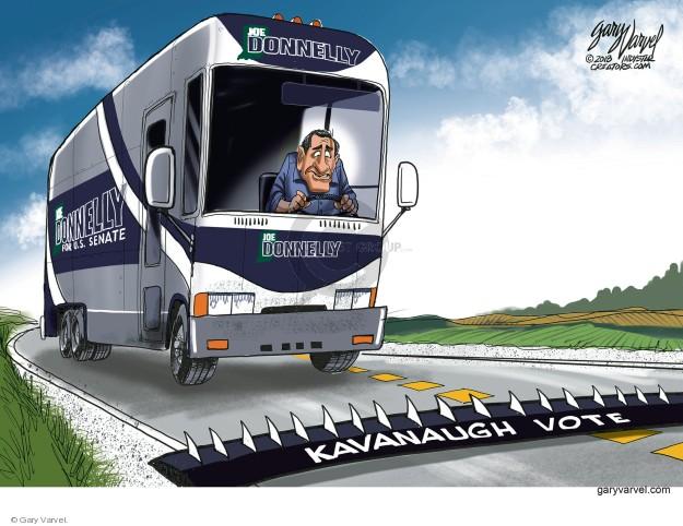 Gary Varvel  Gary Varvel's Editorial Cartoons 2018-09-13 midterm election