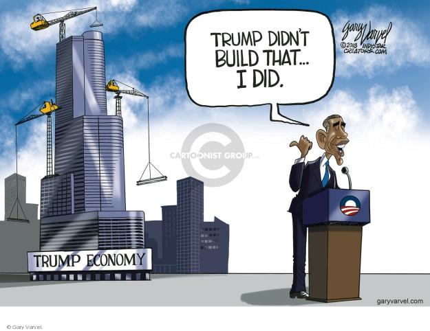 Cartoonist Gary Varvel  Gary Varvel's Editorial Cartoons 2018-09-16 Barack Obama