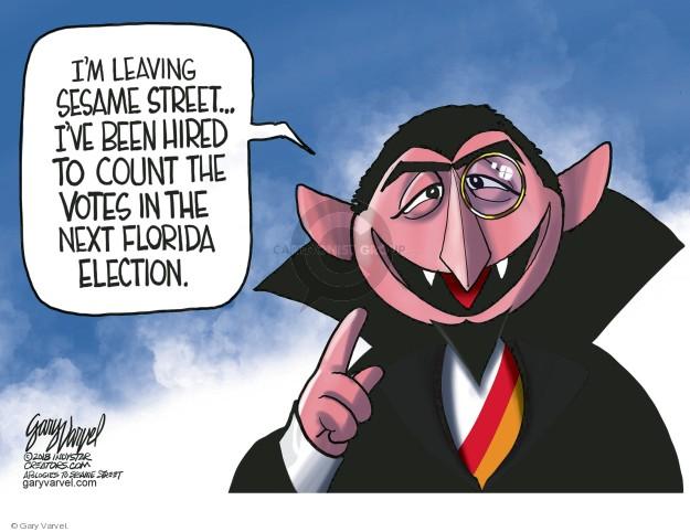 Cartoonist Gary Varvel  Gary Varvel's Editorial Cartoons 2018-11-19 2018 election