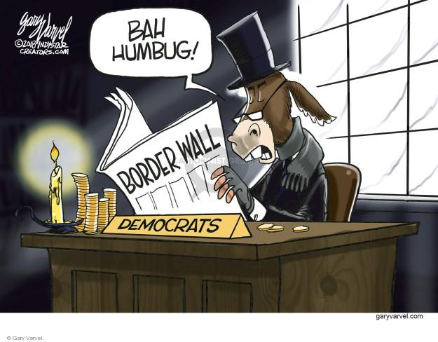 Cartoonist Gary Varvel  Gary Varvel's Editorial Cartoons 2018-12-16 legislative