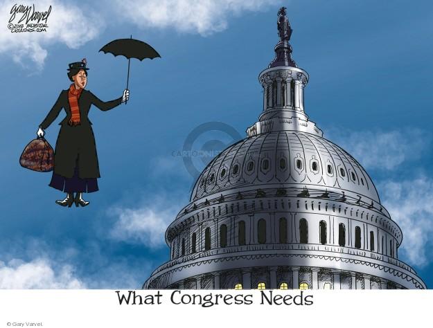 Cartoonist Gary Varvel  Gary Varvel's Editorial Cartoons 2018-12-19 legislative