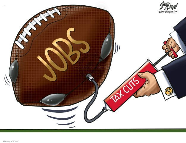 Gary Varvel  Gary Varvel's Editorial Cartoons 2019-01-08 Presidency