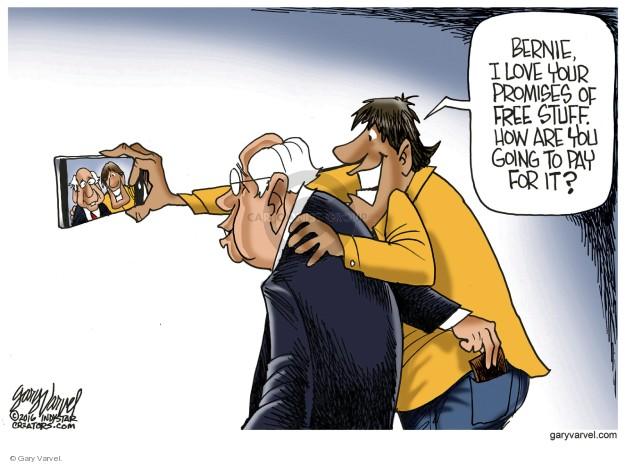 Gary Varvel  Gary Varvel's Editorial Cartoons 2019-02-20 Gary