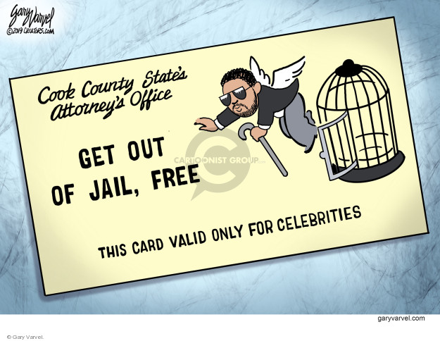 Gary Varvel  Gary Varvel's Editorial Cartoons 2019-03-29 allegation