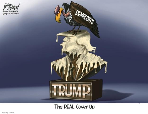Gary Varvel  Gary Varvel's Editorial Cartoons 2019-05-23 president