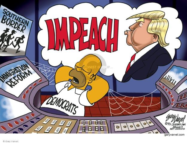 Gary Varvel  Gary Varvel's Editorial Cartoons 2019-06-04 homeland