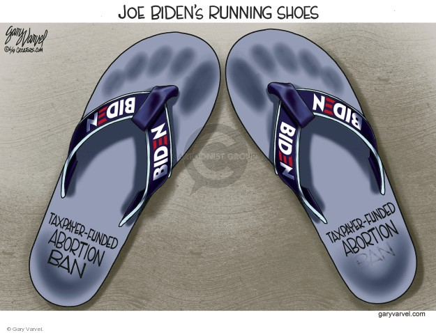 Gary Varvel  Gary Varvel's Editorial Cartoons 2019-06-08 Joe Biden