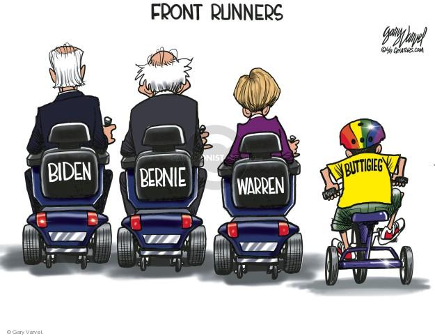Gary Varvel  Gary Varvel's Editorial Cartoons 2019-06-11 Joe Biden