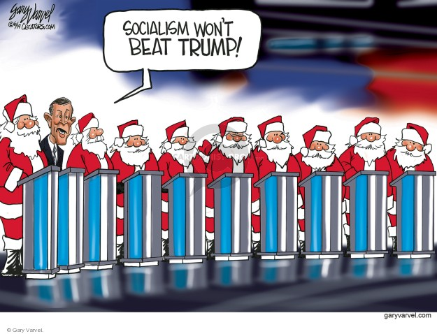 Cartoonist Gary Varvel  Gary Varvel's Editorial Cartoons 2019-06-28 John