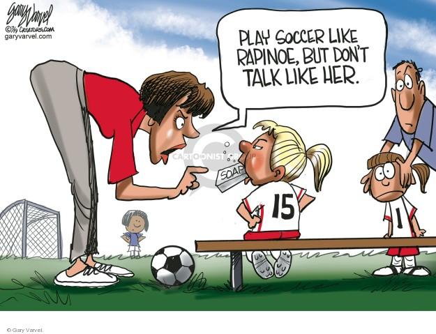 Gary Varvel  Gary Varvel's Editorial Cartoons 2019-07-17 world
