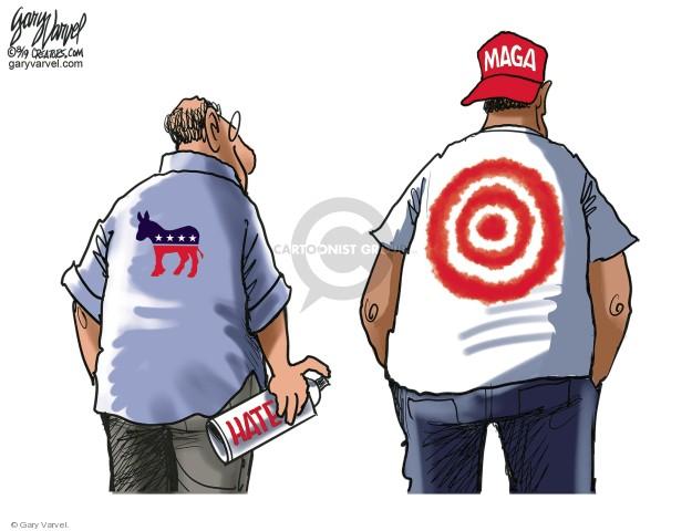 Gary Varvel  Gary Varvel's Editorial Cartoons 2019-08-09 Gary