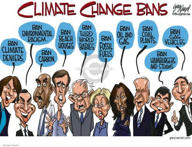 Cartoonist Gary Varvel  Gary Varvel's Editorial Cartoons 2019-09-10 town hall