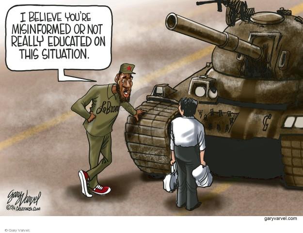 Gary Varvel  Gary Varvel's Editorial Cartoons 2019-10-16 policy