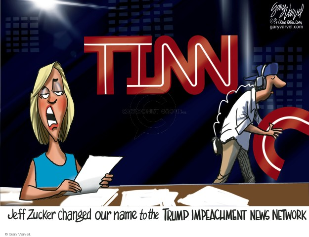 Cartoonist Gary Varvel  Gary Varvel's Editorial Cartoons 2019-10-17 CNN
