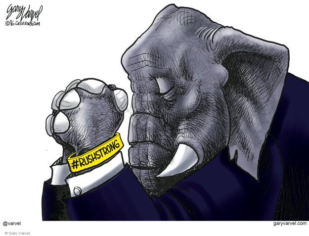 Cartoonist Gary Varvel  Gary Varvel's Editorial Cartoons 2020-02-04 Gary
