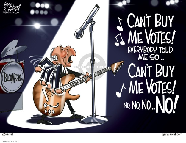 Gary Varvel  Gary Varvel's Editorial Cartoons 2020-03-05 primary