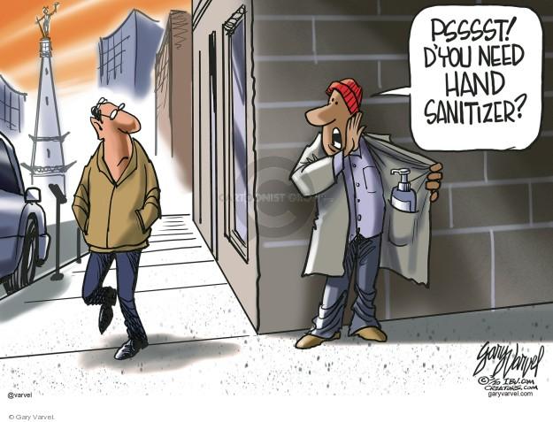 Gary Varvel  Gary Varvel's Editorial Cartoons 2020-03-20 Gary