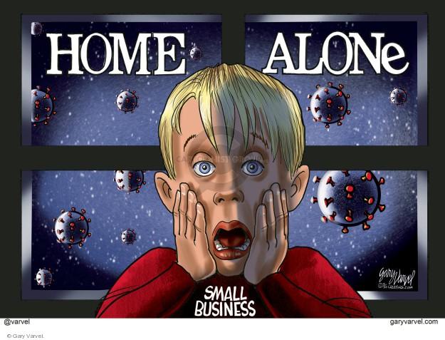 Cartoonist Gary Varvel  Gary Varvel's Editorial Cartoons 2020-03-25 social