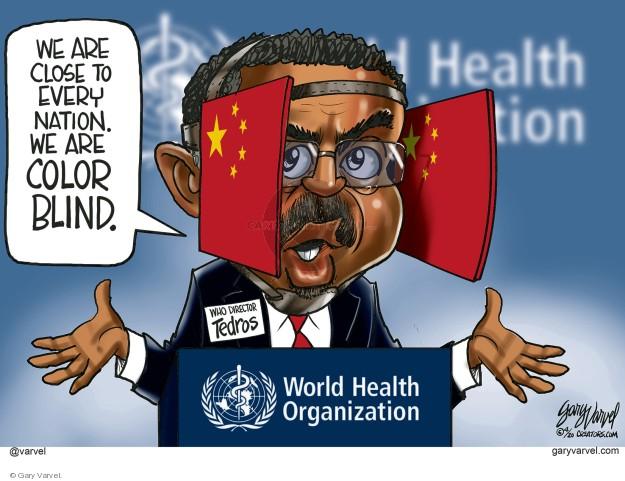 Gary Varvel  Gary Varvel's Editorial Cartoons 2020-04-09 illness