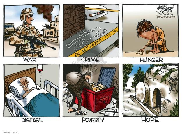 Gary Varvel  Gary Varvel's Editorial Cartoons 2020-04-10 Gary