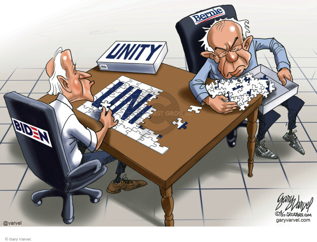 Gary Varvel  Gary Varvel's Editorial Cartoons 2020-04-13 primary