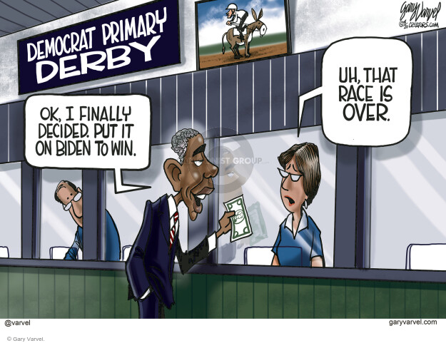 Gary Varvel  Gary Varvel's Editorial Cartoons 2020-04-15 primary