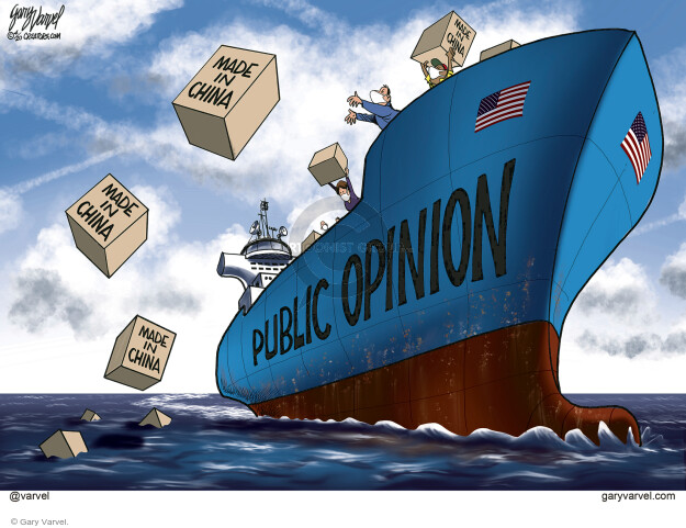 Gary Varvel  Gary Varvel's Editorial Cartoons 2020-04-24 import