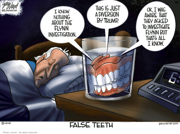 Gary Varvel  Gary Varvel's Editorial Cartoons 2020-05-14 investigation