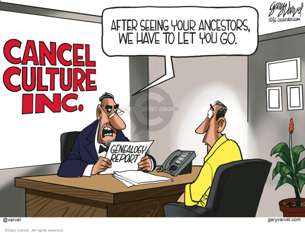 Gary Varvel  Gary Varvel's Editorial Cartoons 2020-07-22 unemployment