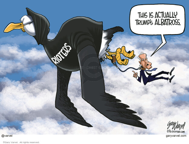 Gary Varvel  Gary Varvel's Editorial Cartoons 2020-09-01 republican politician