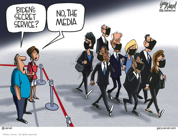 Gary Varvel  Gary Varvel's Editorial Cartoons 2020-09-02 media