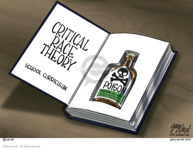 Gary Varvel  Gary Varvel's Editorial Cartoons 2020-09-18 May