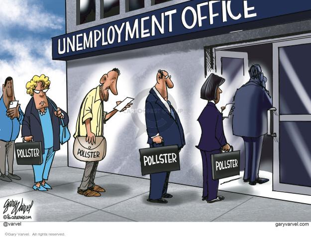 Gary Varvel  Gary Varvel's Editorial Cartoons 2020-11-06 candidacy