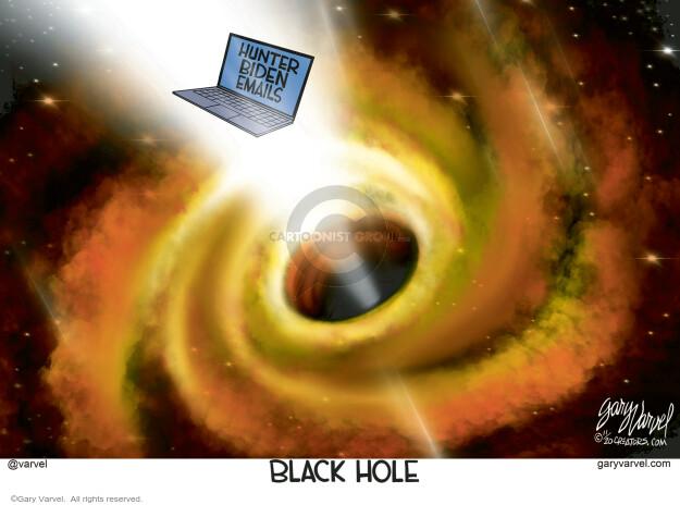 Gary Varvel  Gary Varvel's Editorial Cartoons 2020-11-09 candidacy