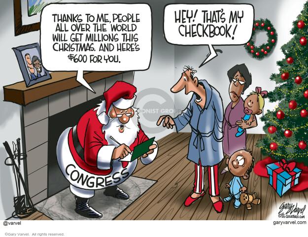Gary Varvel  Gary Varvel's Editorial Cartoons 2020-12-23 coronavirus