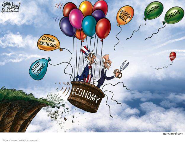Gary Varvel  Gary Varvel's Editorial Cartoons 2021-02-09 Presidency