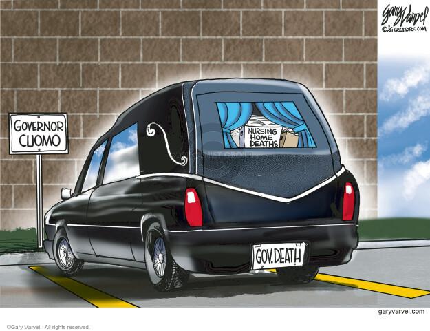 Gary Varvel  Gary Varvel's Editorial Cartoons 2021-02-12 coronavirus