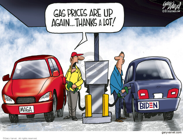 Gary Varvel  Gary Varvel's Editorial Cartoons 2021-03-10 2020 election Donald Trump