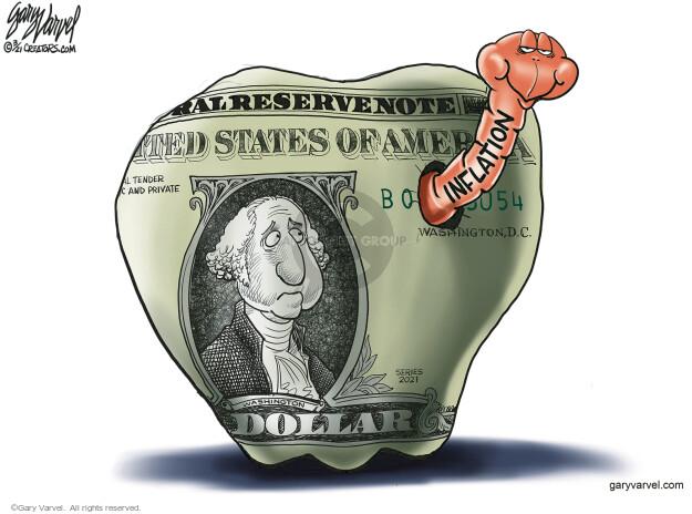 Gary Varvel  Gary Varvel's Editorial Cartoons 2021-03-19 America